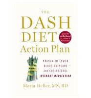 - The Dash Diet Action Plan: Proven to Lower Blood Pressure and Cholesterol without Medication (Hardback) By (author) Marla Heller
