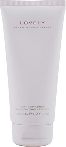 Lovely By Sarah Jessica Parker For Women. Soft Body Lotion 6.7 Oz.