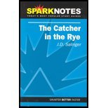 Catcher in the Rye SparkNotes (02) by Phillips, Brian - Editors, SparkNotes [Paperback (2002)]