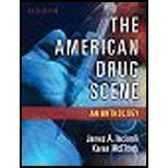 The American Drug Scene : An Anthology, Inciardi, James A. and McElrath, Karen, 0195330269