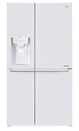frigorifico LG GSL760SWXV A+ BLANCO DISPENS.DISPLAY: 1102.31 ...