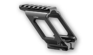 Mako Universal Picatinny Rail Mount Fits Most - Rail Handgun