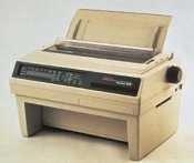 Oki Pacemark 3410 Dot Matrix Printer (61800801) -