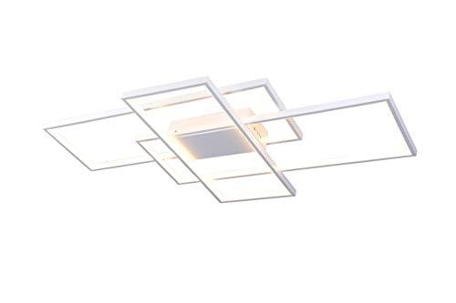 white House Flush Mount led Lamps 3 Surpars Led Ceiling Bulbs Included Light OkXnP8w0