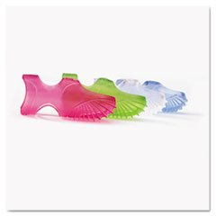 ** Tippi Micro-Gel Fingertip Grips, Size 3, X-Small, Assorted, 10/Pack