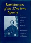 Reminiscences of the Twenty-Second Iowa Volunteer Infantry, Samuel C. Jones, 0962893641