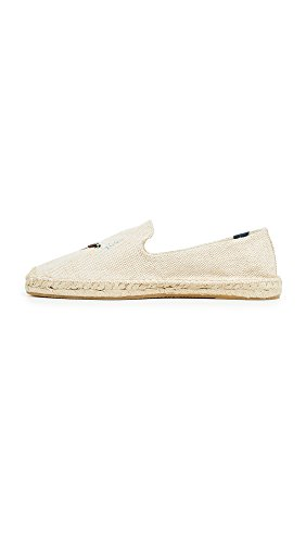 Scuba Slipper Soludos Smoking Cream Shark Men's OwCxCqvf5