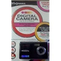 5.1MP Digital Camera with 1.5-Inch Screen (89480-BLACK-WG)
