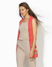 31 /50/g//aprox Katia Cotton 100/%/ / 120/m lana /Color: Coral