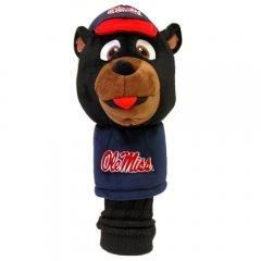 - Mississippi Rebels NCAA Mascot NCAA Golf Headcover