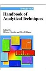 Handbook Of Analytical Techniques, 2 Volume Set
