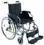 Falt-Rollstuhl TMB-Standard von Trendmobil