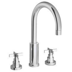 Moen showhouse s271 solace 2 handle roman tub faucet for Showhouse faucets