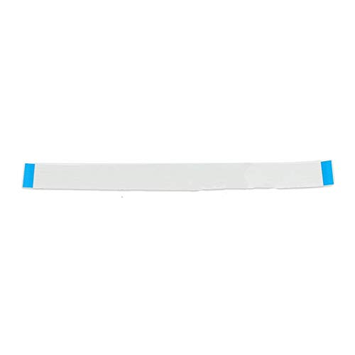 Gimax 100PC FFC/TTL pitch 0.5mm 40P Flexible Flat Cable For TTL LCD DVD Computer Printer 25cm ()
