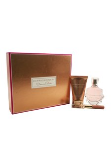 Oscar De La Renta Extraordinary Gift Set, 4 Count