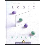 A Concise Introduction to Logic - Textbook Only, Patrick J. Hurley, 0005012635