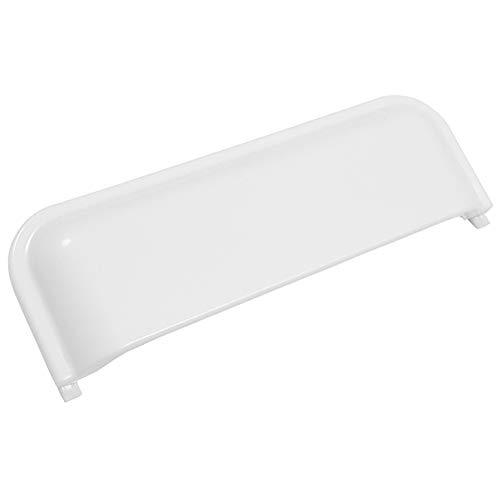 W10861225 W10714516 Unbreakable Replacement Door Handle for Whirlpool Appliance Dryer, Compatible for Amana, Crosley, Maytag, Whirlpool, Kenmore and Roper ()