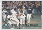 Seattle Mariners Team (Baseball Card) 1995 Pacific Mariners Memories - [Base] #4