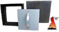 Soot Box / Soot Door (9' x 9') AKM