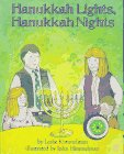 Hanukkah Lights, Hanukkah Nights, Leslie Kimmelman, 0694007218