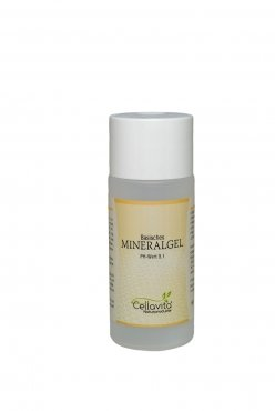 CELLA Vita basisches Mineral Gel 150 ml | minerales: Magnesio, Calcio, sodio,