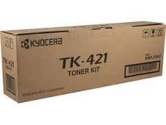 KYOCERA BR KM-2550, 1-TK421 SD BLACK TONER -