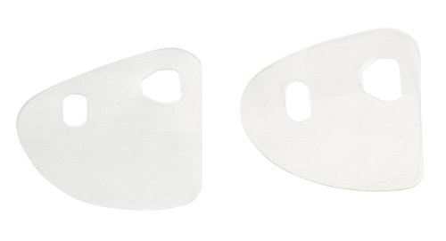 3M Protective Eyewear Slip-On Side Shields, 23451-00030-20 Clear (Pack of - Eyewear Sides