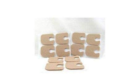 18159 Pedi-pads 1/8 Felt #105 100/Pack Part# 18159 by Aetna Felt Corporation Qty of 1 Pack by Aetna Felt Products