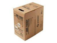 Steren Pc (300-745GY Steren CAT3 1000FT Pull B Pull Box 4-PR 4-PC S/o)