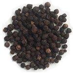 Frontier Natural Peppercorns Black, 16 oz.