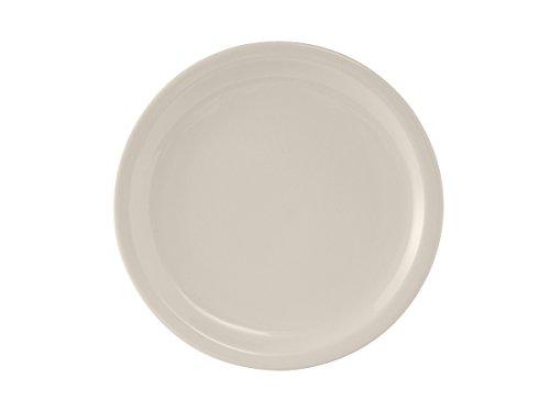 Tuxton TNR-022 Vitrified China Nevada Plate, 8-1/8