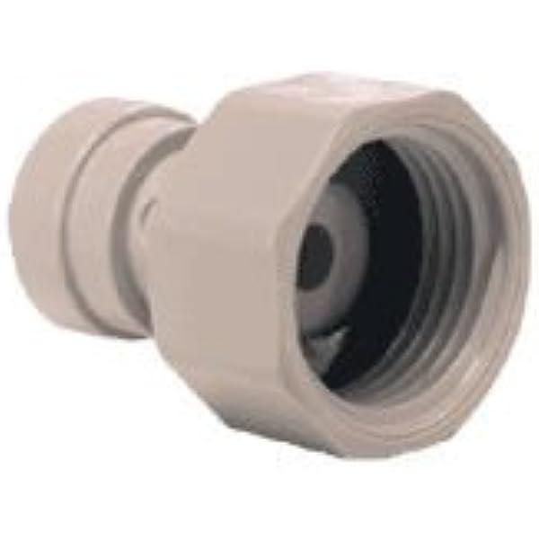 6 PCS G1 4 Thread Barb Conector con Anillo de Silicona para Bloques de Agua//Radiador//Bombas de Agua 4 Rosca Barb Fittings 6mm PC Refrigeraci/ón por Agua Accesorio de Dos toques G1
