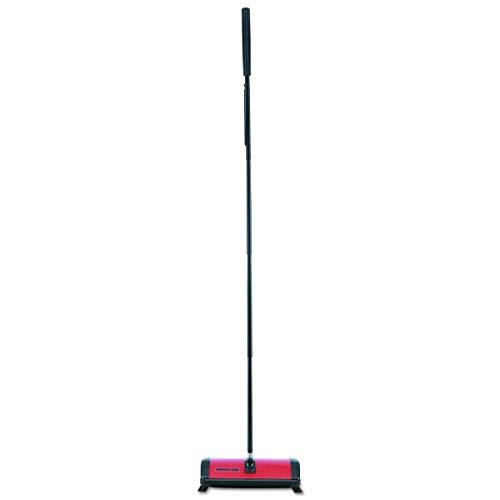 Oreck 23T Commercial Restauranteur Sweeper, Red, 9 1/2w x 8d x 43 1/2h (Renewed) ()
