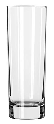 Libbey 2518 Chicago 10.5 Ounce Tall Hi-Ball Glass - 12 / CS ()