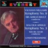 Williams: Symphony No. 9 / Arnold: Symphony No. 3