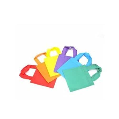 Easter gifts for kids in bulk amazon 12 bright tote bags small negle Images