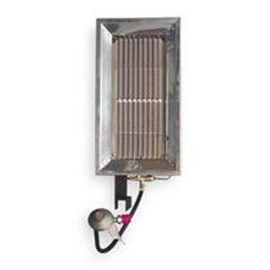 Portable Gas Heater, LP, 32000 BtuH