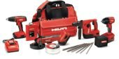 HIlti 3533574 TE 2+SID+WSR 18 CPC COMBO cordless systems Review
