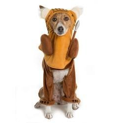 [Rubies Costume Star Wars Running Ewok Pet Costume, X-Large] (Fandom Halloween Costumes)