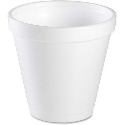 4 oz styrofoam cups with lids - 4