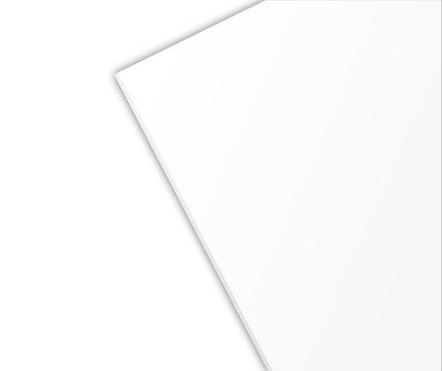 - Styrene Sheet - .060 Thick, White, 12