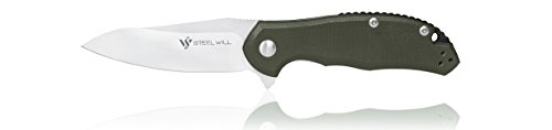 SMGF2532-BRK Modus F25-32 Linerlock by Steel Will