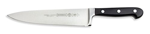 Mundial 5100 Series 8-Inch Chef's Knife, Black