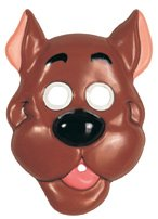 (Rubie's Costume Co 3/4 PVC Scooby Doo Mask)
