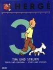 Werkausgabe, 19 Bde, Bd.3, Tim und Struppi, Die Zigarren des Pharaos