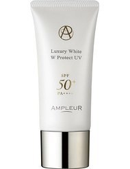 Ampleur luxury white W protect UV SPF50+ PA++++