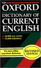 The Oxford Dictionary of Current English, , 0198600488