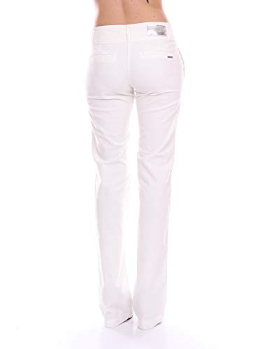 Pantalone 14613 Blumarine Blumarine 14613 Bianco Donna tBvEwE