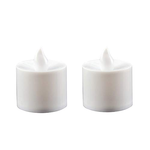Euone  Candles Lights Clearance , 2PC Flameless