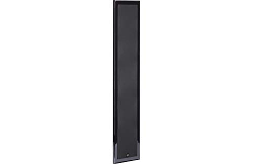 MartinLogan Motion SLM-XL On-Wall/Off-Wall Low Profile Thin LCR Speaker (Black)